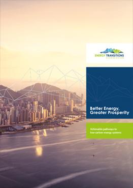 Better energy, Greater prosperity